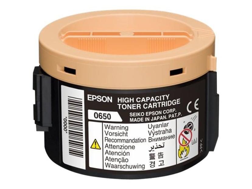 Epson Toner Svart 2200 Pages - Aculaser M1400