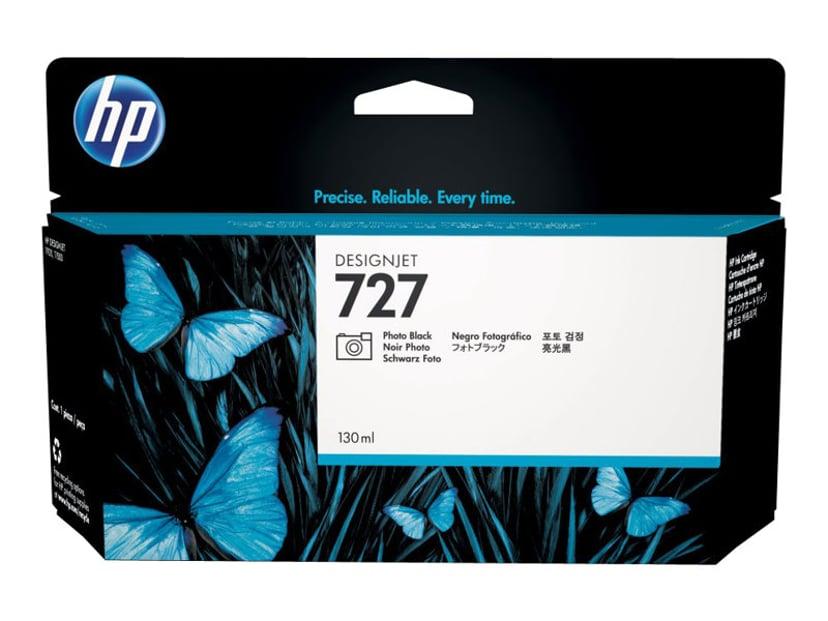 HP Bläck Foto Svart 727 130ml - DJ T920