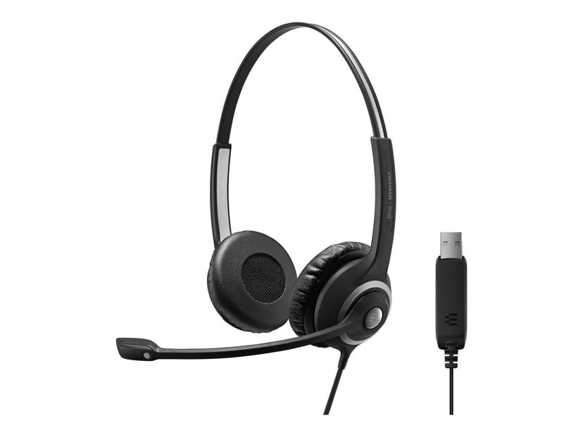 EPOS | SENNHEISER IMPACT SC260 USB Svart