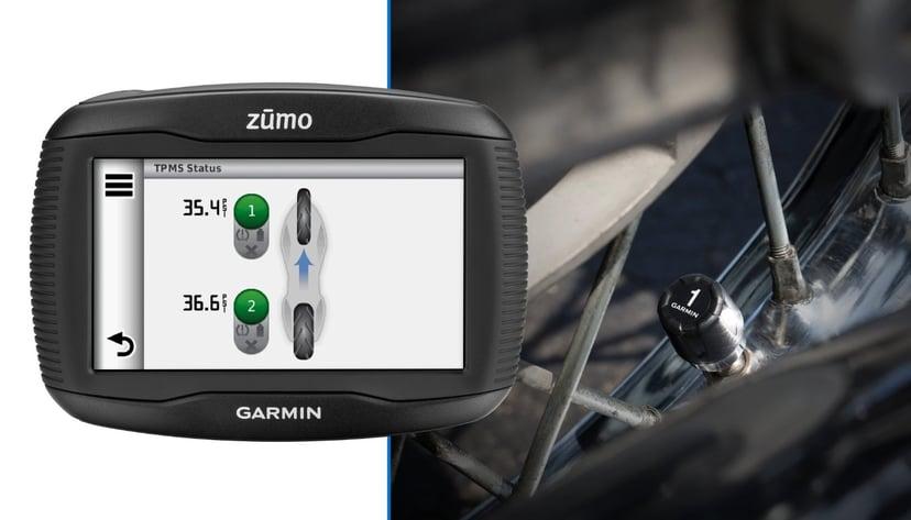 Garmin Tire Pressure Sensor - Zumo 390