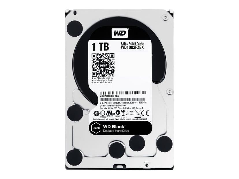 "WD Black 1TB 3.5"" Serial ATA-600"