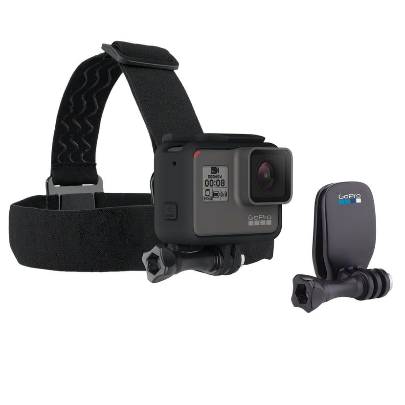 GoPro Go Pro Head Strap + Quickclip