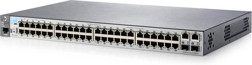 Aruba 2530 48x, SFP Web-mgd Switch
