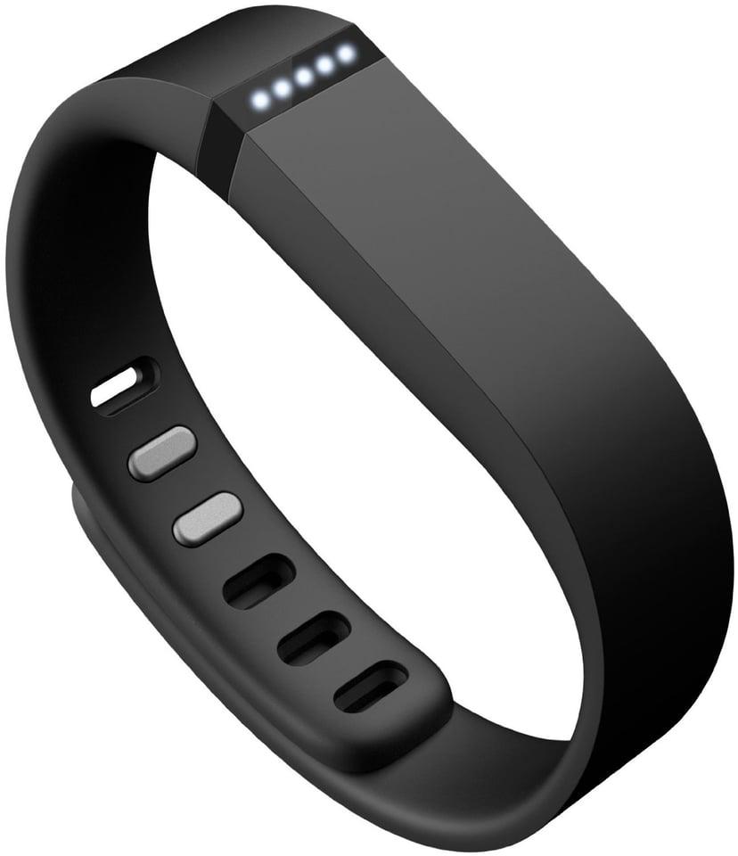 Fitbit Flex Aktivitetsband Svart Aktivitetspårare