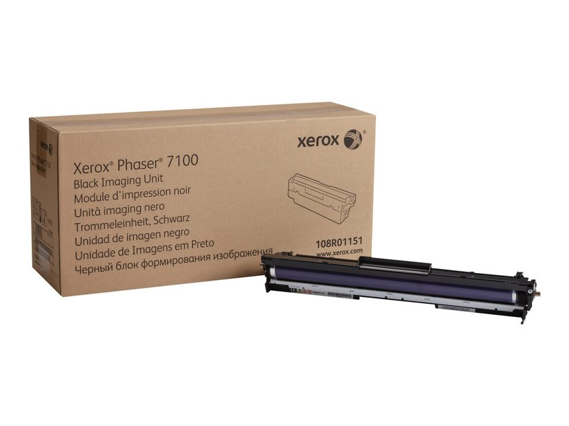 Xerox Trumma Svart 24K - Phaser 7100