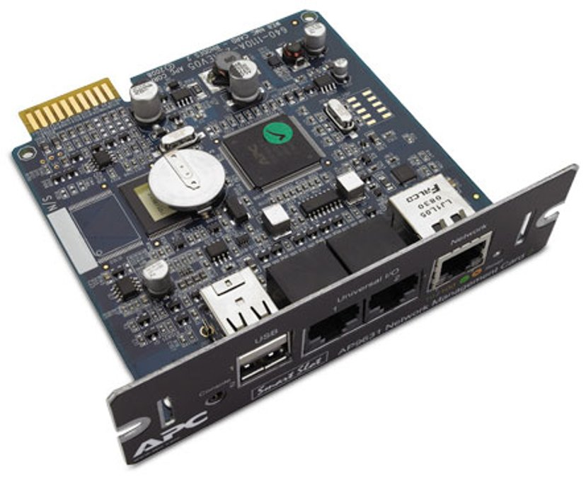 APC Network Management Card 2 with Environmental Monitoring