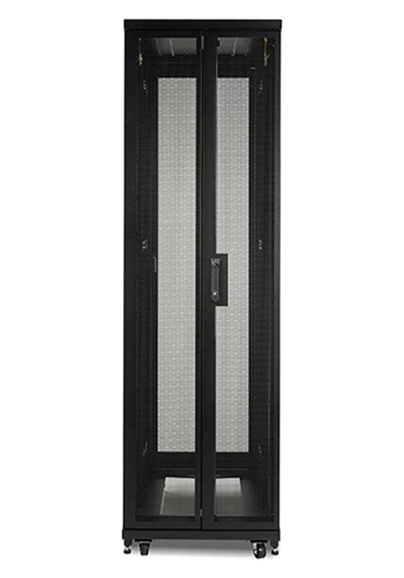 APC Netshelter Sv Rack 600X1060 48U With Sides Black