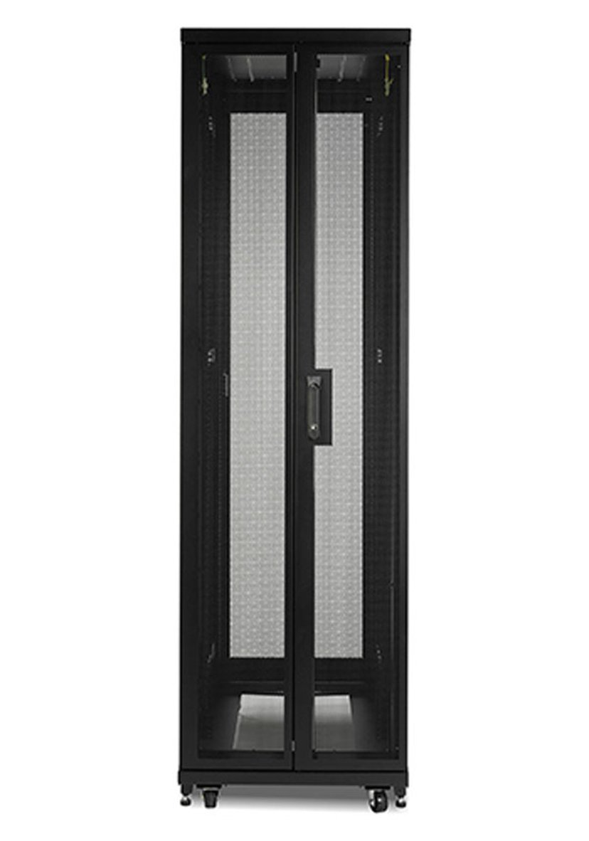 APC Netshelter Sv Rack 600X1200 42U With Sides Black