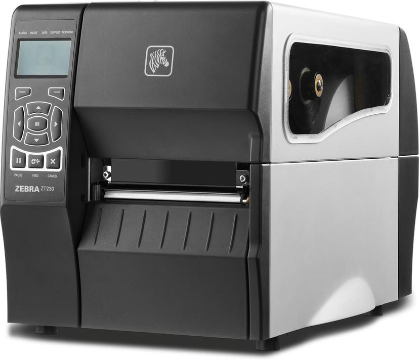Zebra ZT230 DT/TT 300dpi USB/Seriell/Lan