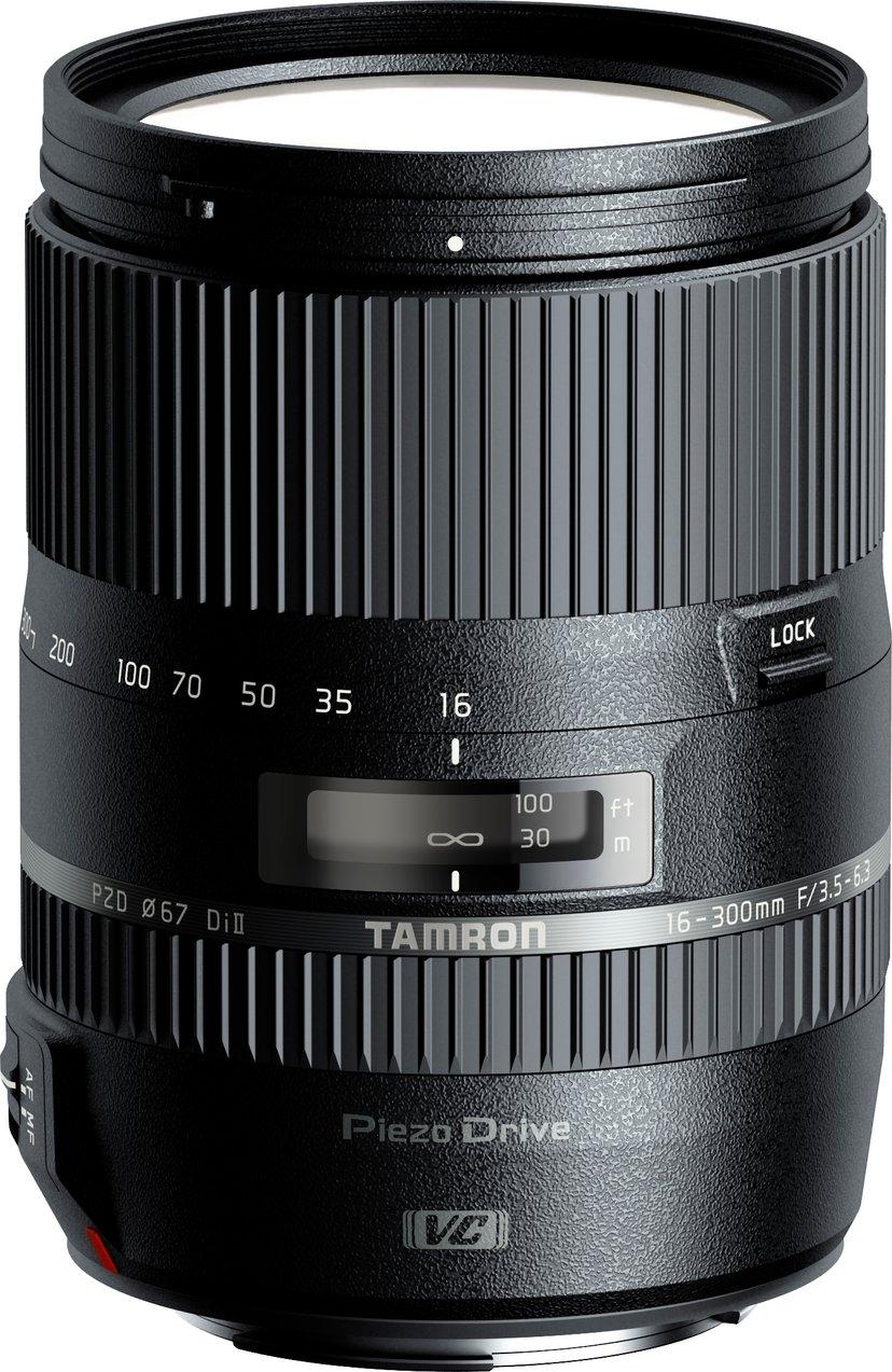 Tamron AF DI II 16-300/3.5-6.3 VC PZD Canon