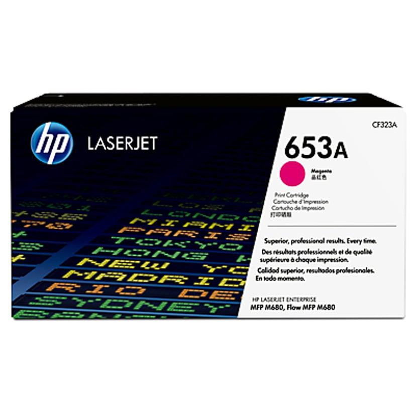 HP Toner Magenta 653A 16.5K - CF323A