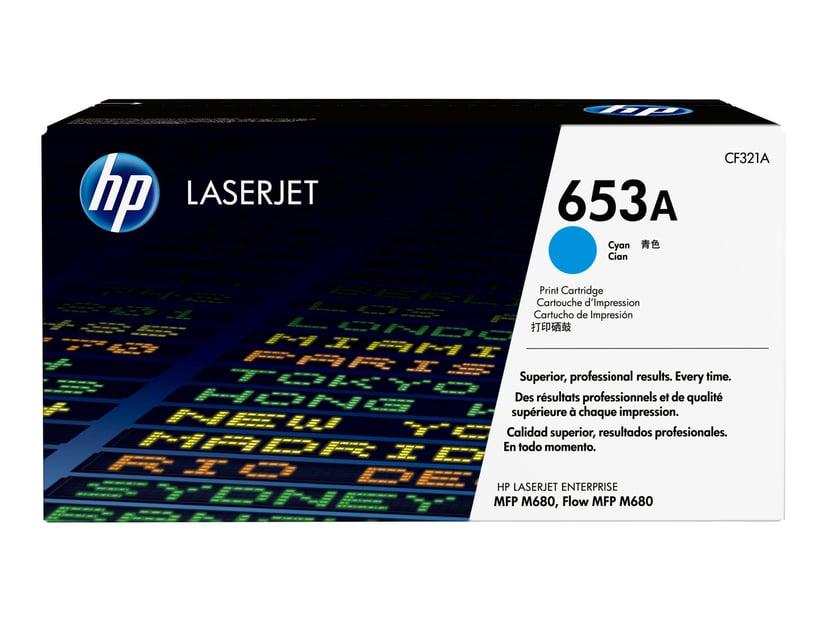 HP Toner Cyan 653A 16.5K - CF321A