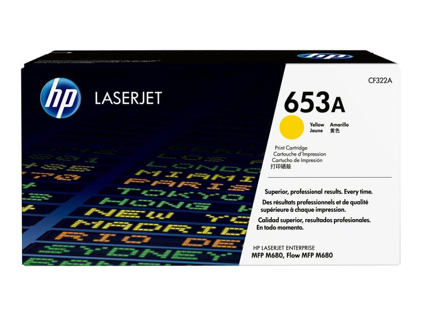 HP Toner Gul 653A 16.5K - CF322A