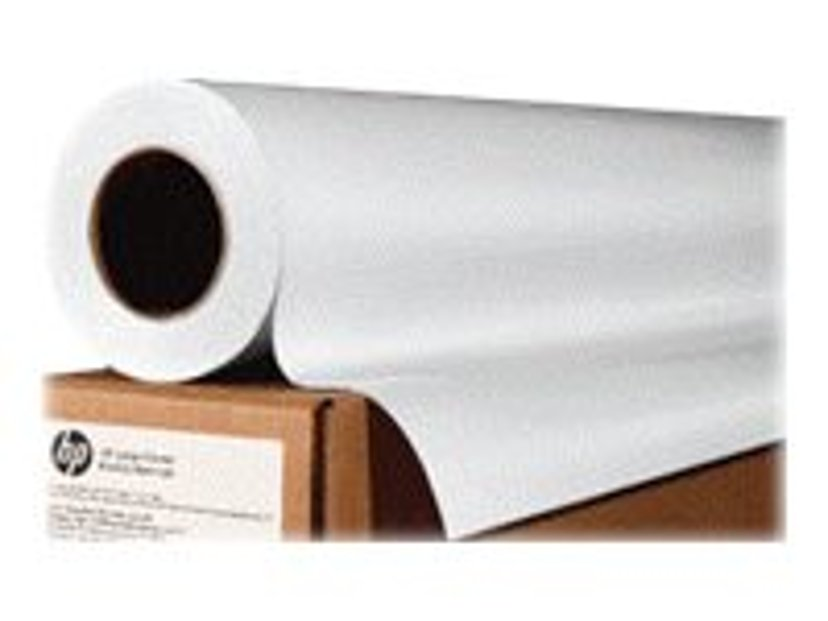 """HP Papper Satin Photo Universal 36"""" Rulle 30,5m 200g"""
