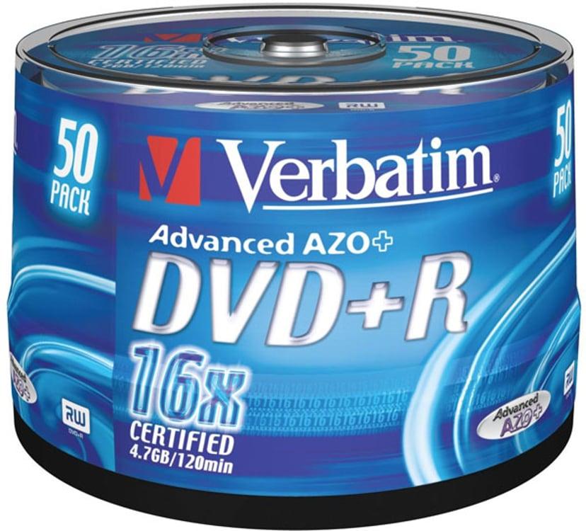 Verbatim DVD+R x 50 4.7GB