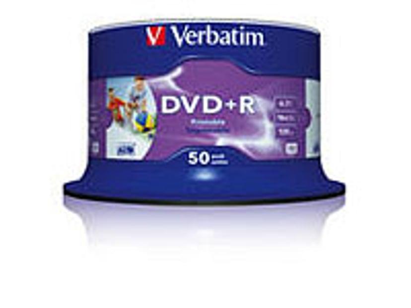Verbatim 50 x DVD+R 4.7GB
