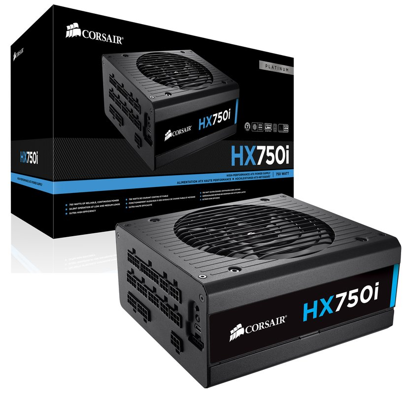 Corsair HX750i 750W 80 PLUS Platinum