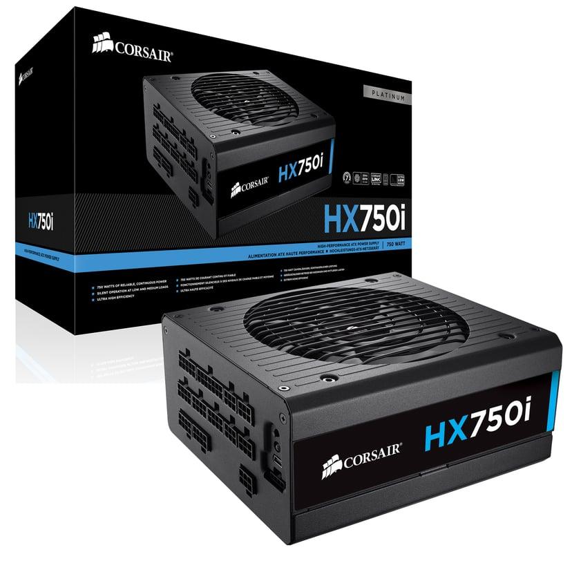 Corsair HXi Series HX750i 750W 80 PLUS Platinum