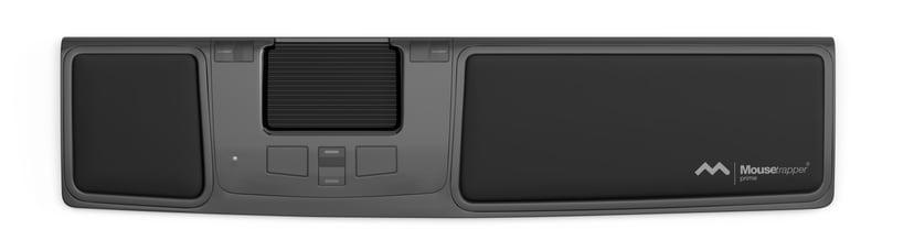 Mousetrapper Prime Svart 2,000dpi