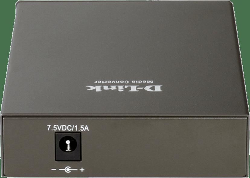 D-Link DMC-810SC Mediakonv TP To Fiber SC SM #Demo