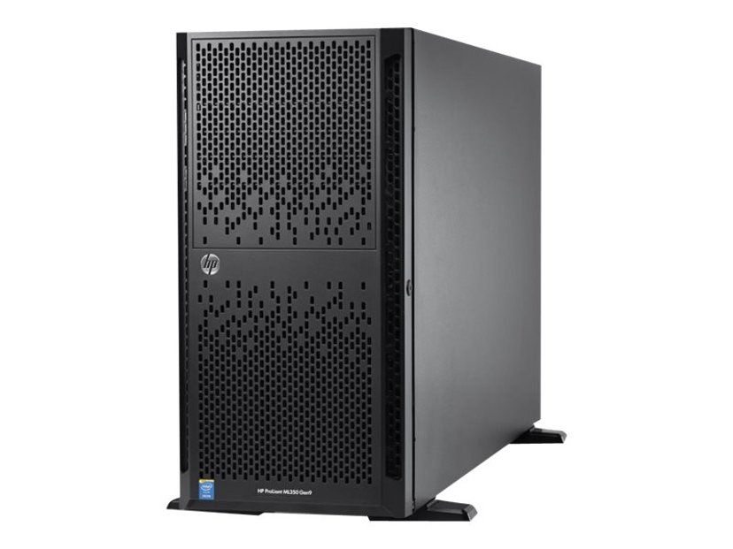 HPE ProLiant ML350 Gen9 Entry Xeon Med 6 kärnor 8GB