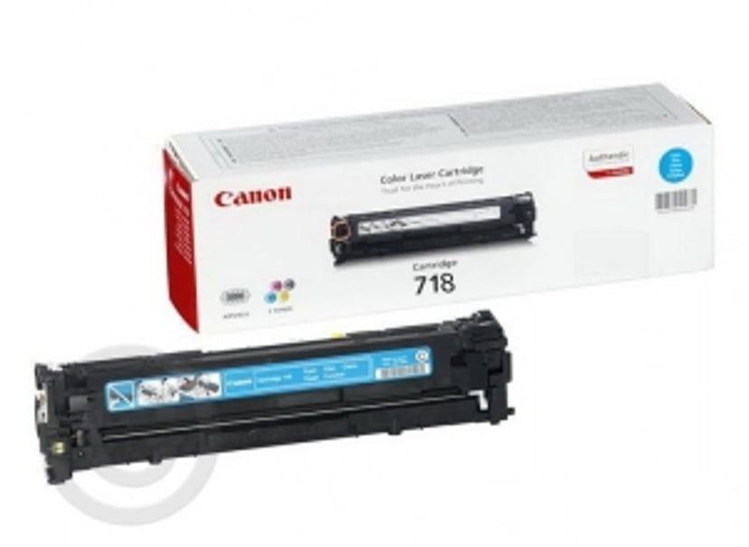 Canon Värikasetti Syaani 2.9k Type 718 - MF8330