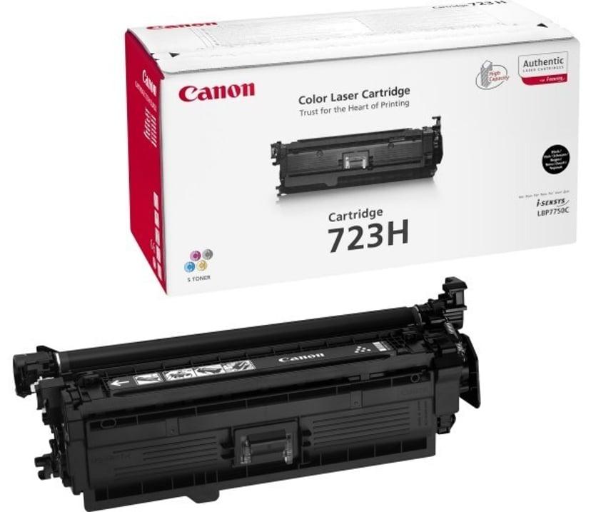 Canon Toner Svart 10k TYPE 723H - LBP-7750CDN