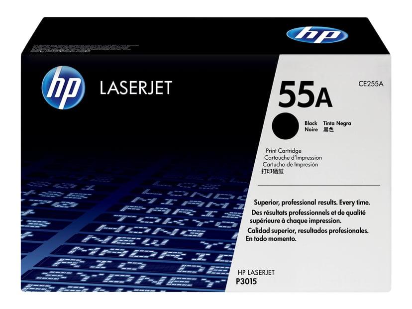 HP Toner Svart 6K SID - CE255A