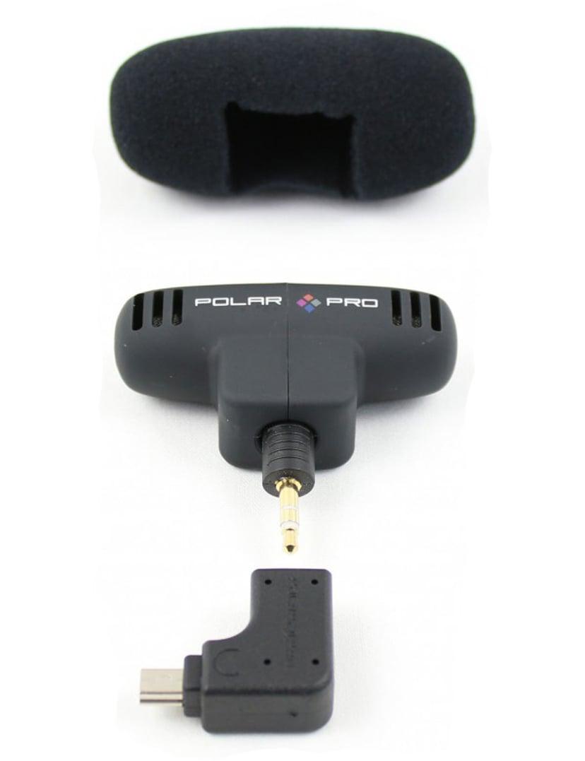 PolarPro Microphone