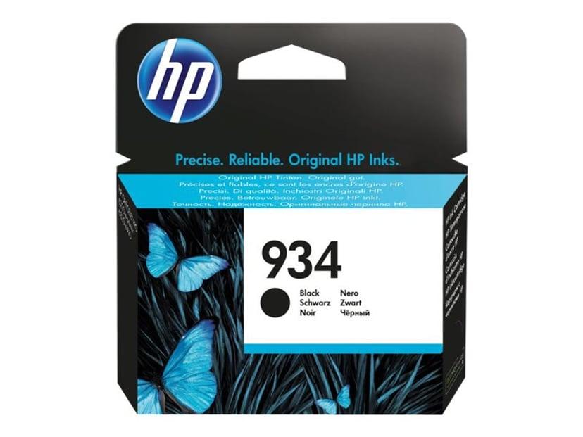 HP Bläck Svart No.934