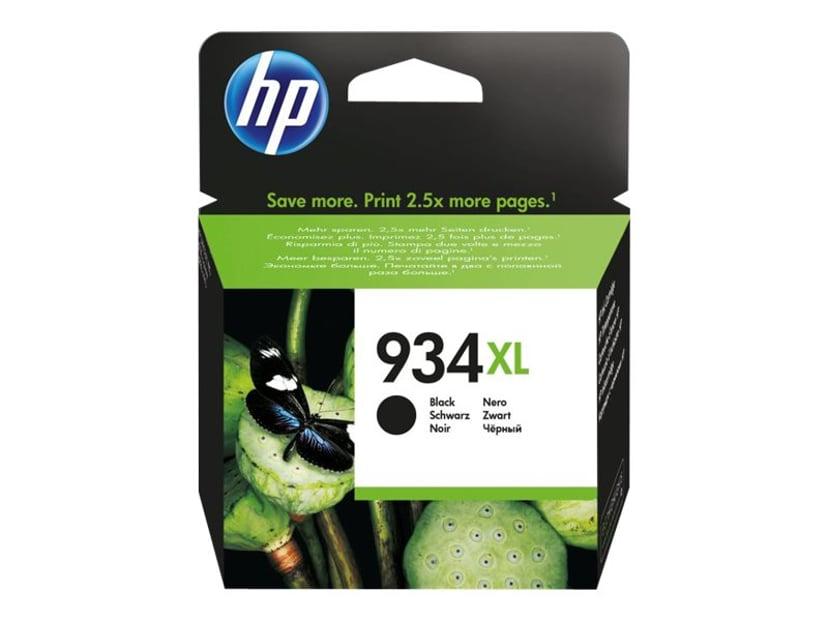 HP Bläck Svart No.934XL