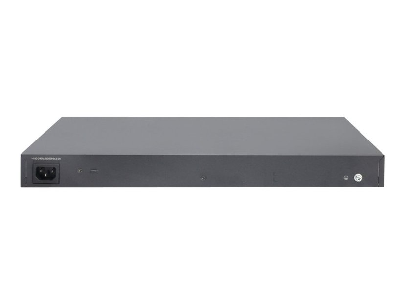 HPE 830 8-Port PoE+ Unified Wired-WLAN Switch