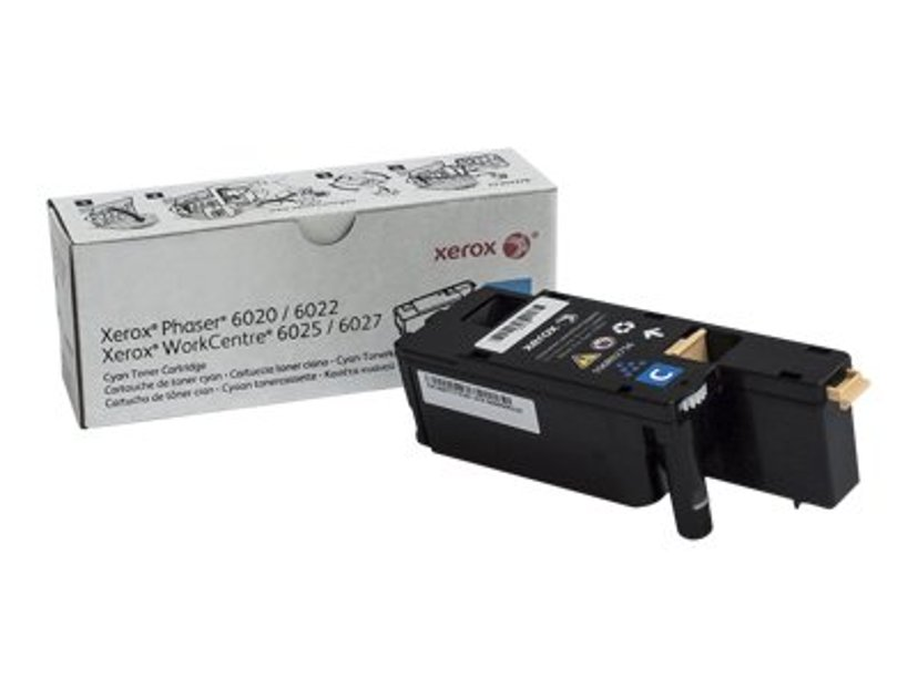 Xerox Toner Cyan - Phaser 6022/NI, WC 6027/NI