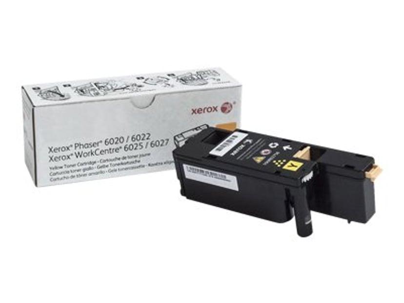 Xerox Toner Gul - Phaser 6022/NI, WC 6027/NI