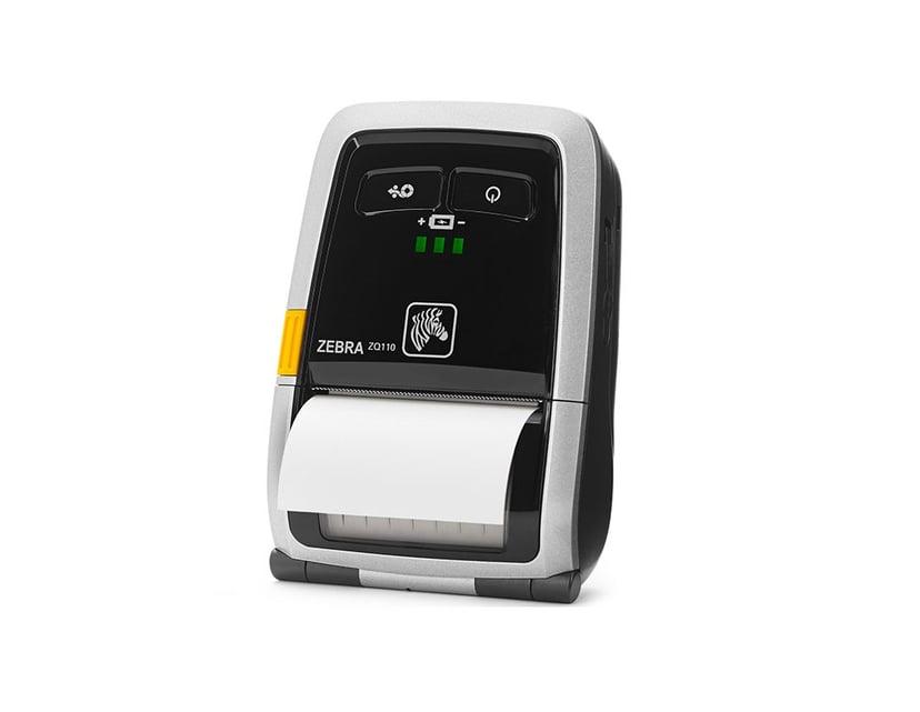 Zebra Kvittoskrivare ZQ110 USB/BT MAG Reader 203dpi