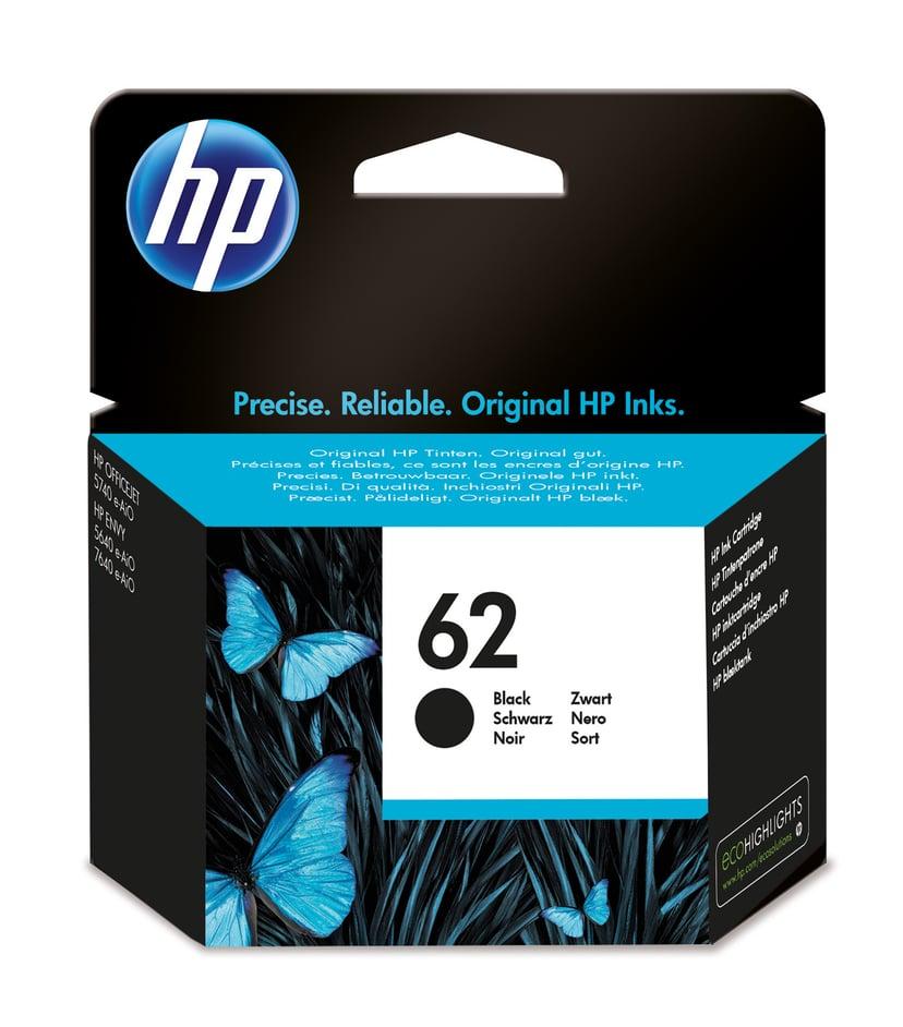 HP Blekk Svart No.62 - ENVY 5740