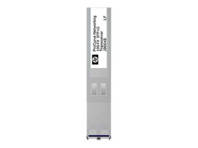 HPE X115 100M SFP LC FX TRANSCEIVER Fast Ethernet