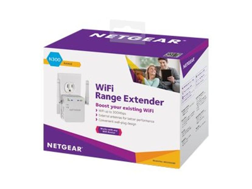Netgear WN3000RPv2 WiFi Range Extender