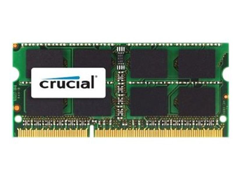 Crucial DDR3l 4GB 1,600MHz DDR3L SDRAM SO DIMM 204-pin