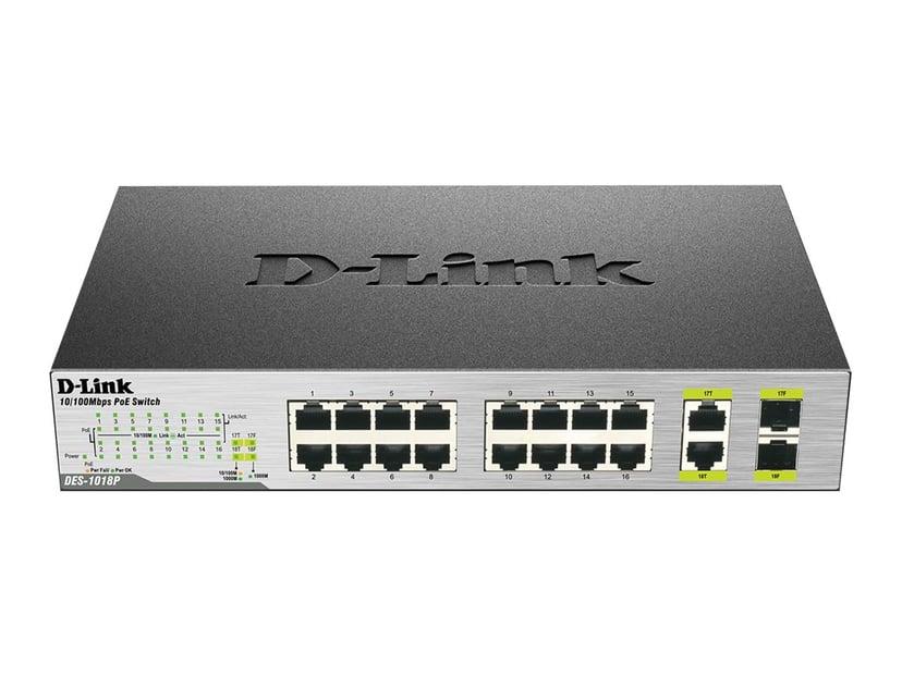 D-Link DES 1018MP
