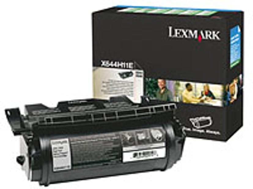 Lexmark Toner Sort 21k - X64XE Return
