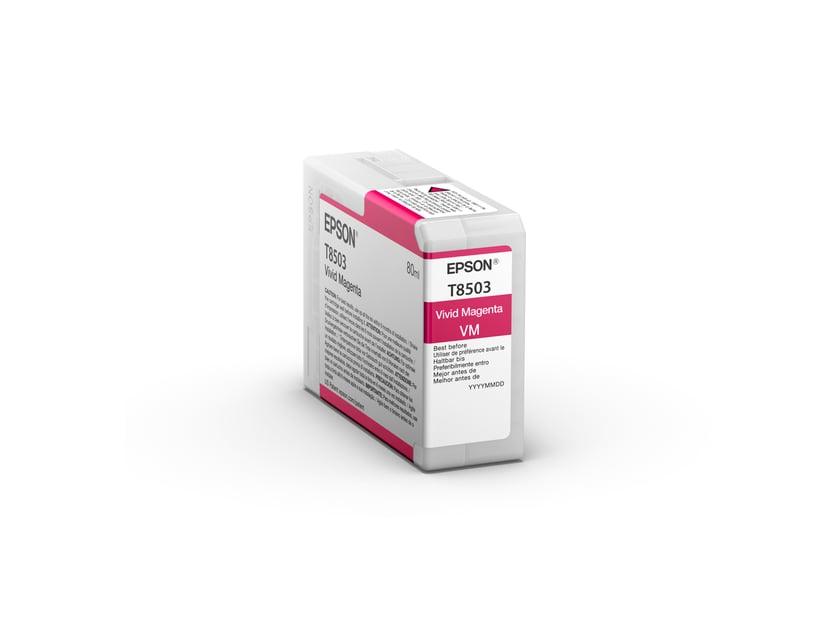 Epson Bläck Magenta HD T8503 80ml - SUREColor P800