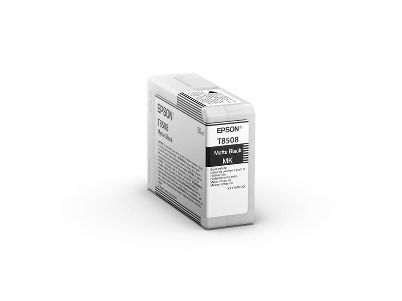 Epson Bläck Matt Svart HD T8508 80ml - SUREColor P800