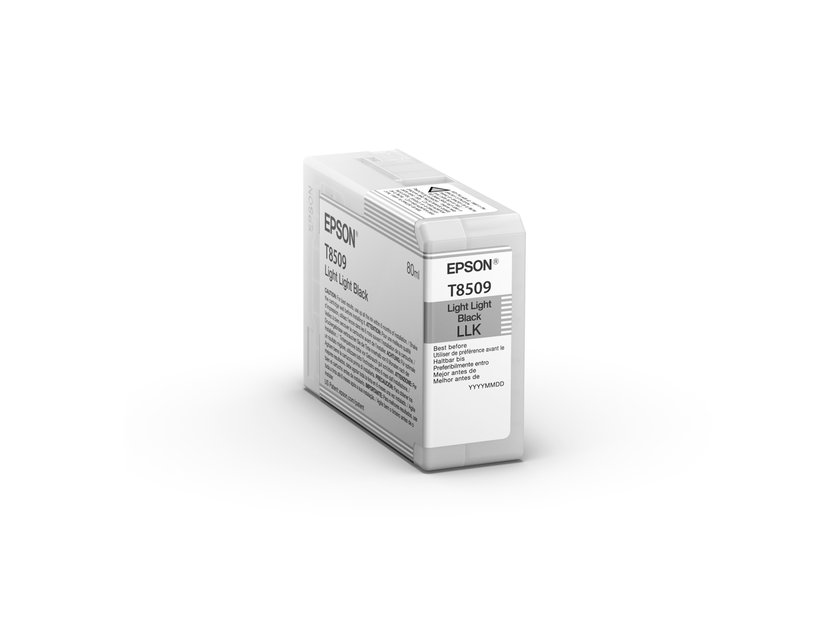 Epson Bläck Ljus Light Svart HD T8509 80ml - SUREColor P800