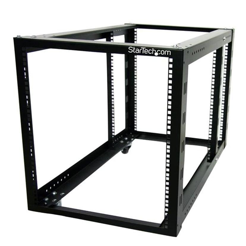 Startech 12U 4 Post Server Equipment Open Frame