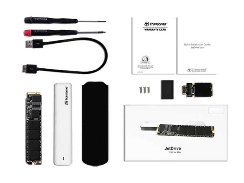 Transcend JetDrive 725 240GB Serial ATA-600