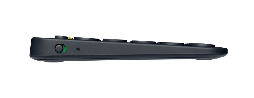 Logitech Multi-Device K380 Langaton Näppäimistö Pohjoismaat Musta