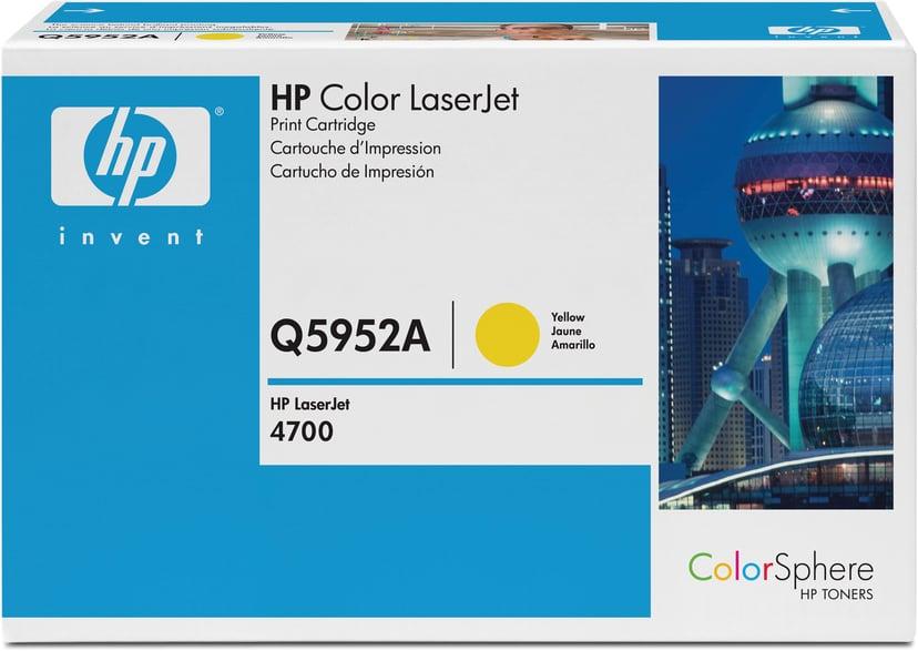 HP Toner Geel 643A 11K - Q5952A