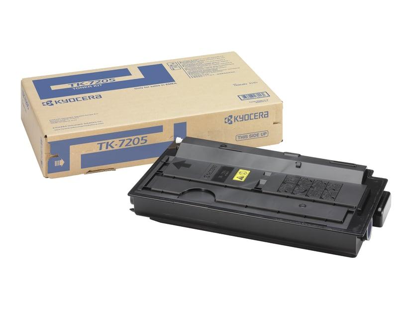 Kyocera Toner Svart TK-7205 35k - TASKalfa 3510I