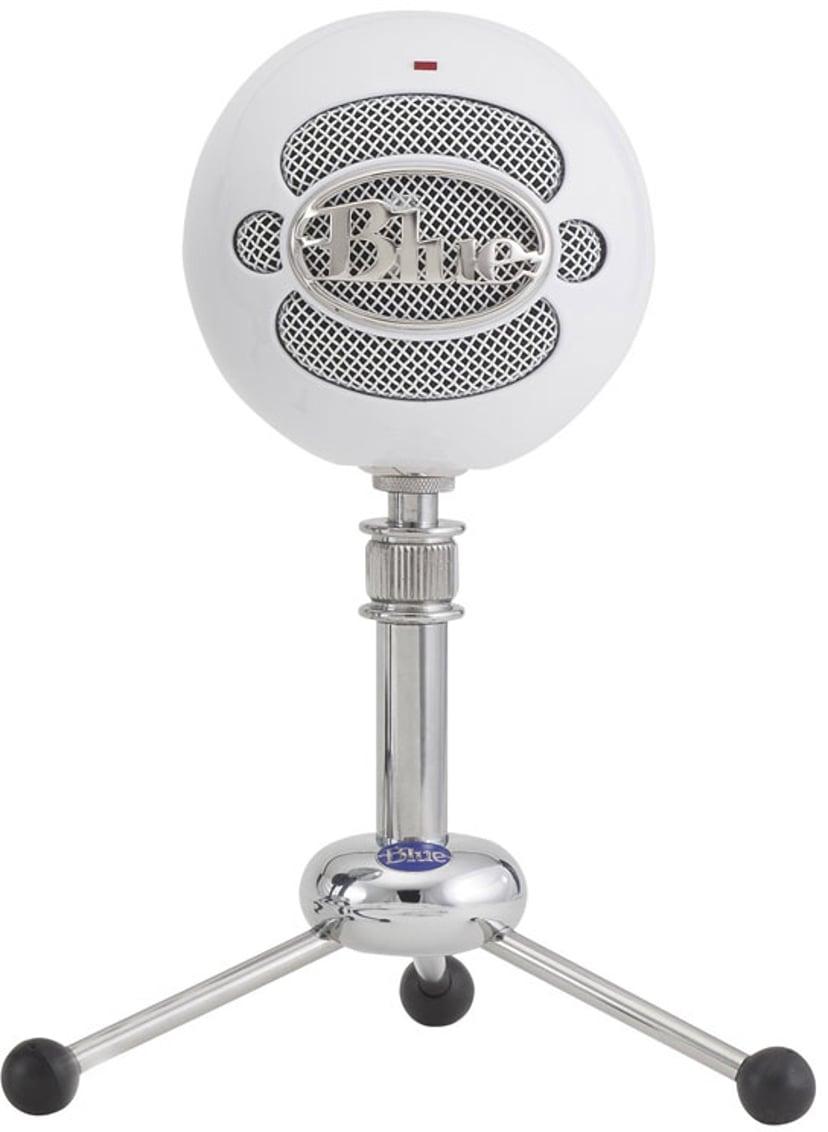 Blue Microphones Snowball Hvit